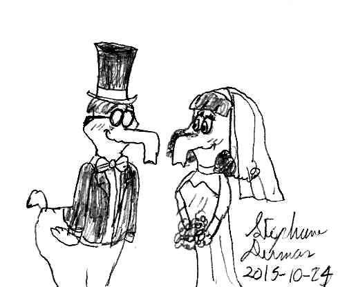 502x416 Happy Wedding Cedric Sneer And Sophia Tutu By Stephdumas