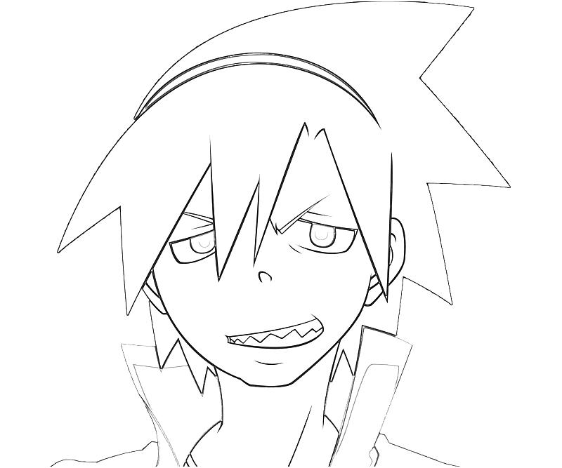 soul eater soul drawing at getdrawings com free for personal use
