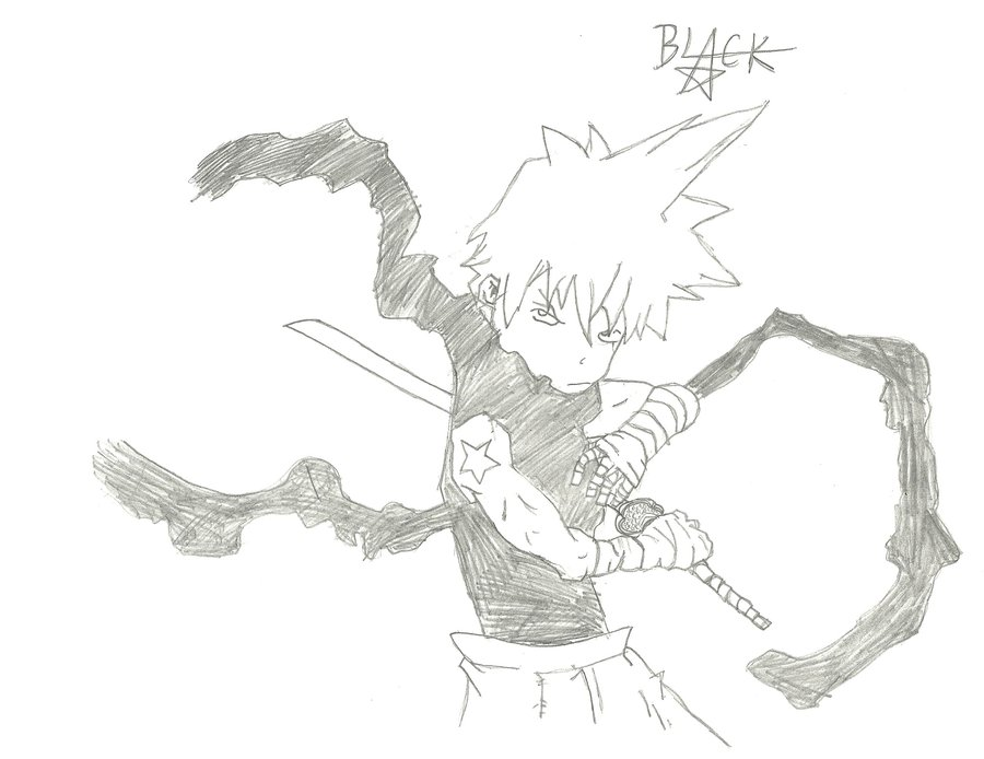 Soul Eater Soul Drawing at GetDrawings.com | Free for personal use ...