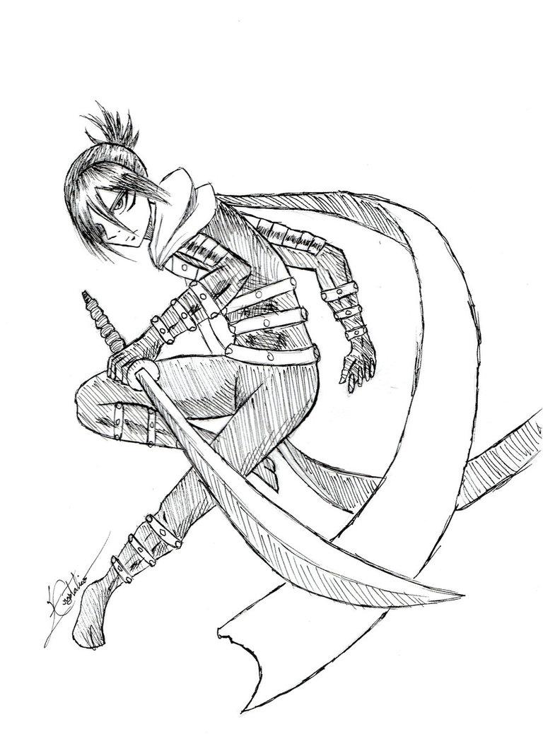 768x1039 Speed O' Sound Sonic (Sketch) By Ecrystalica
