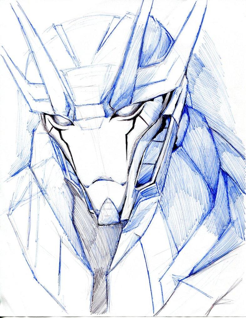 786x1017 Soundwave's Face By Winddragon24