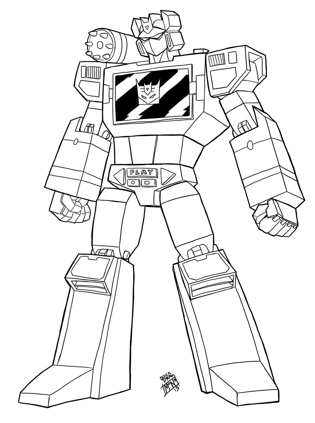 1024x1375 Quickdraw Session Tf Soundwave By Mono Phos