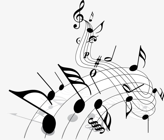 650x552 Music Songs Sound Waves Flying, Music, Song, Sound Waves Png Image