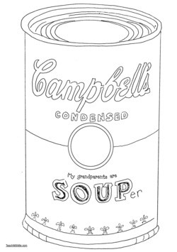 250x355 End Of The Year Activities, End Of The Year Crafts, Campbells Soup