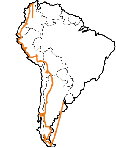 390x500 South America, 2003 2004 Alex Shnitman