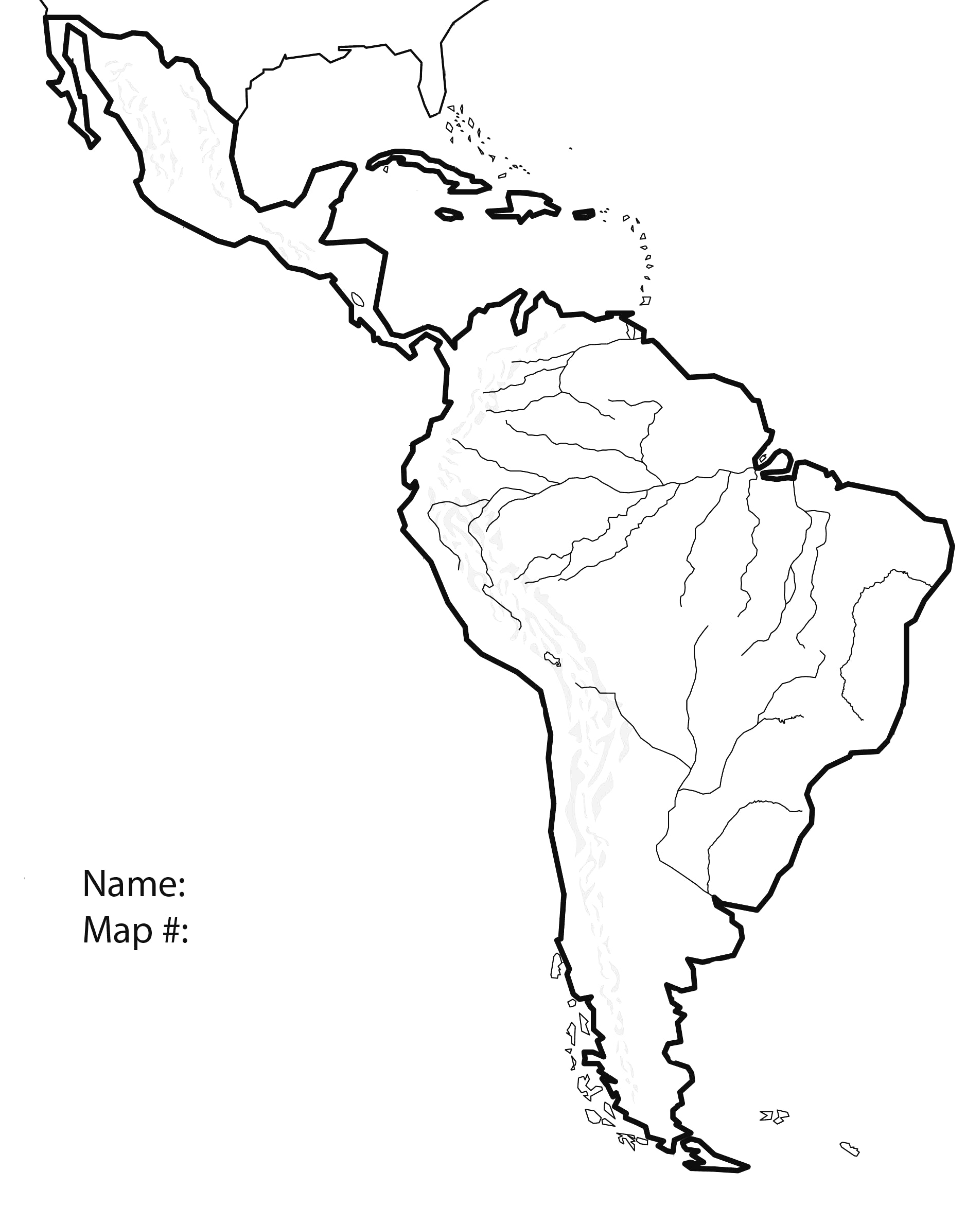 South America Drawing at GetDrawings.com | Free for personal use ...