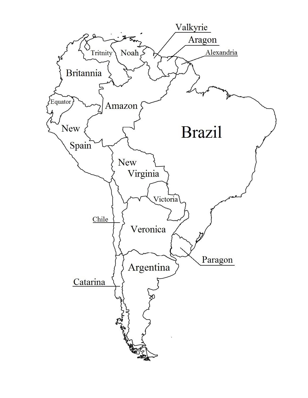 Image Result For Brazil Physical