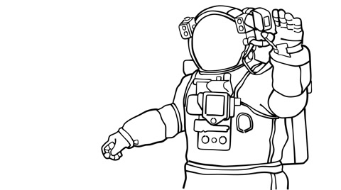 480x268 Astronaut