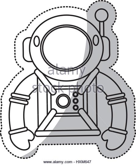 447x540 Drawing Astronaut Suit Helmet Space Stock Photos Amp Drawing