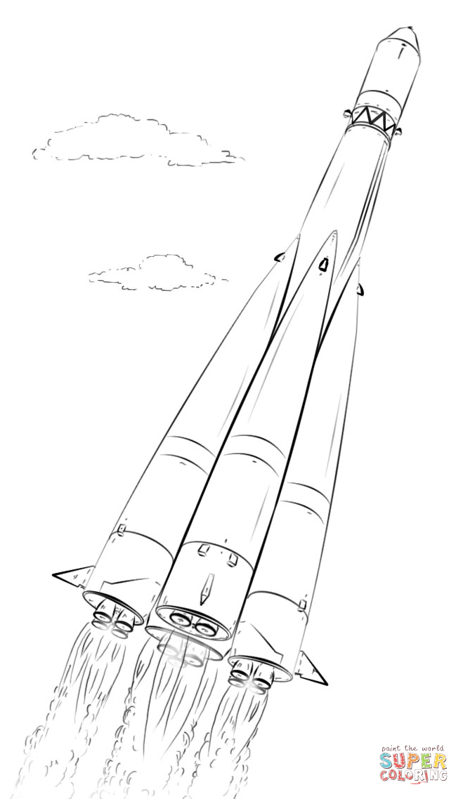659x1138 Space Rocket Coloring Page Free Printable Coloring Pages
