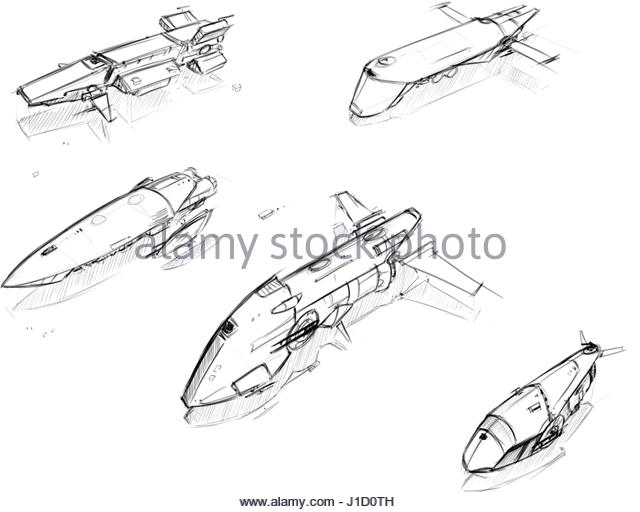 640x512 Space Shuttle Sketch Stock Photos Amp Space Shuttle Sketch Stock