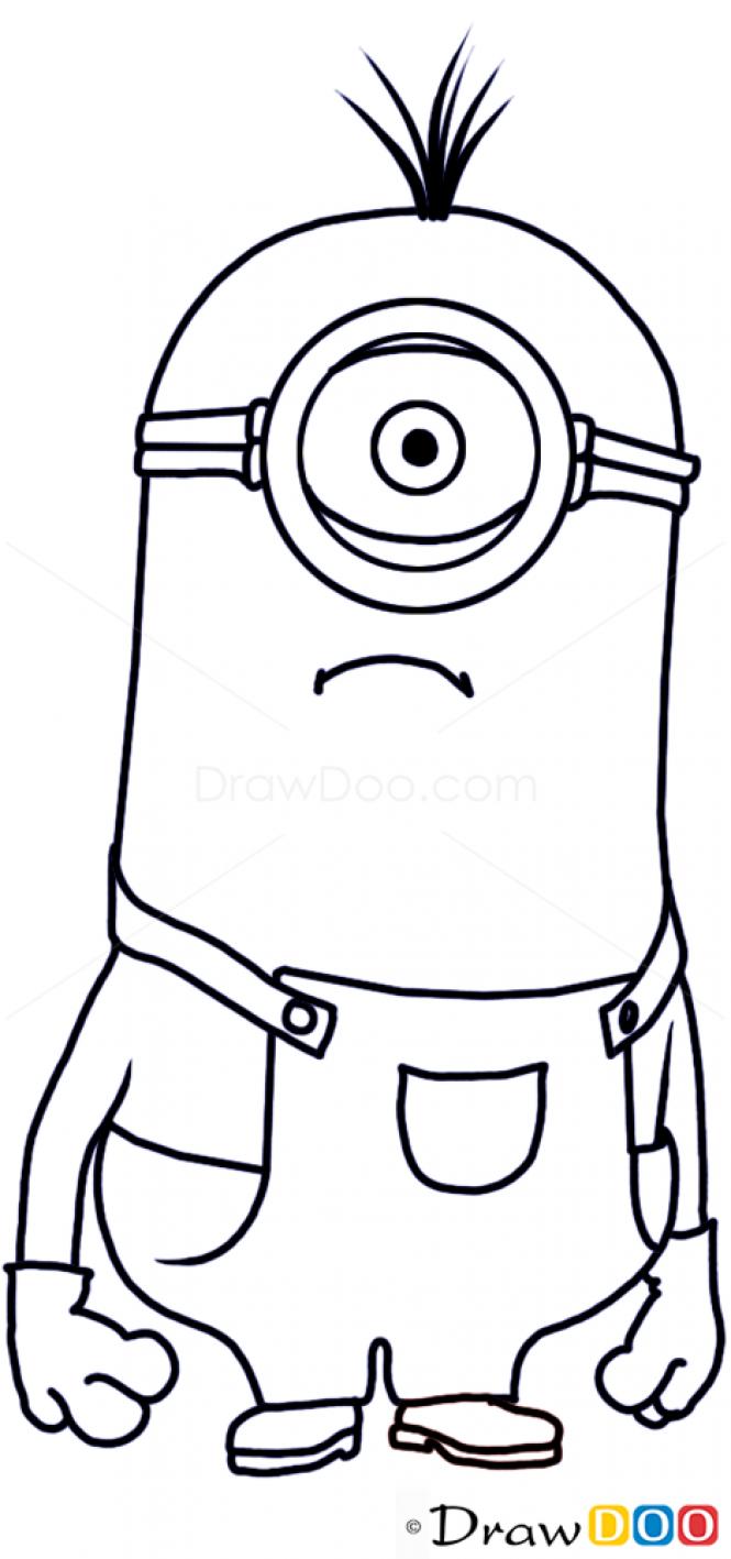 665x1417 Drawn Spaceship Minion