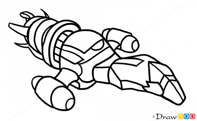 665x409 How To Draw Serenity, Firefly, Spaceships Tattoo Ideas