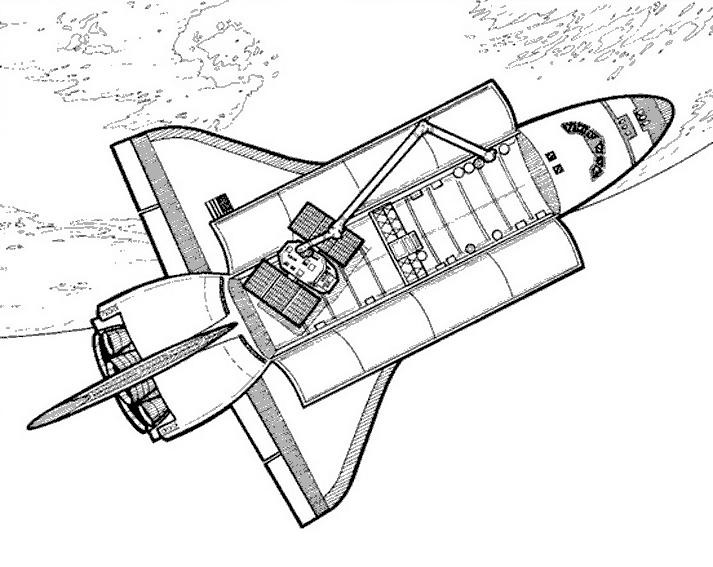713x567 Spaceship