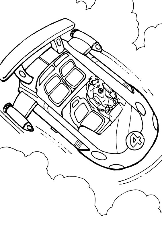 565x792 Spaceship Coloring Pages, Daily Kids News, Free Online Games