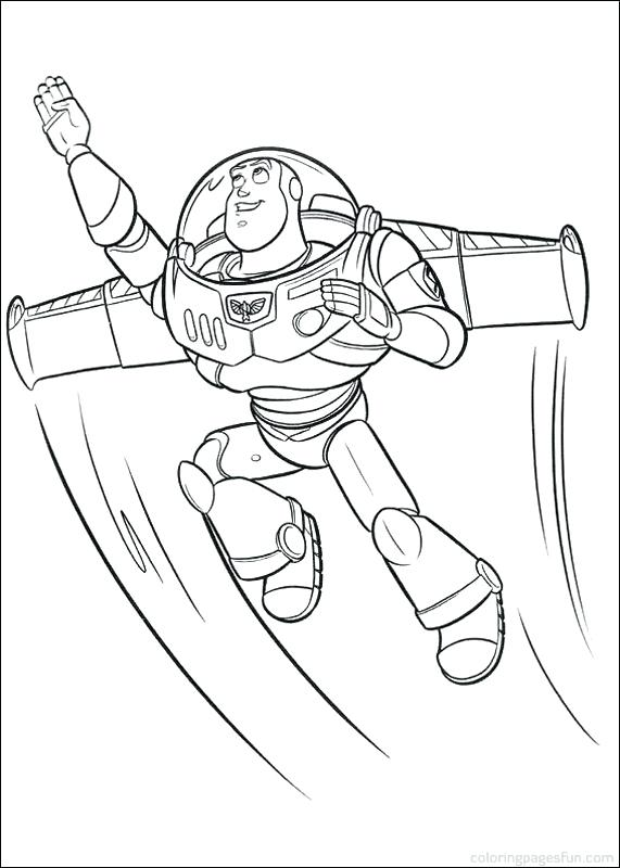 571x800 Buzz Lightyear Coloring Pages Color Sheets Buzz Lightyear