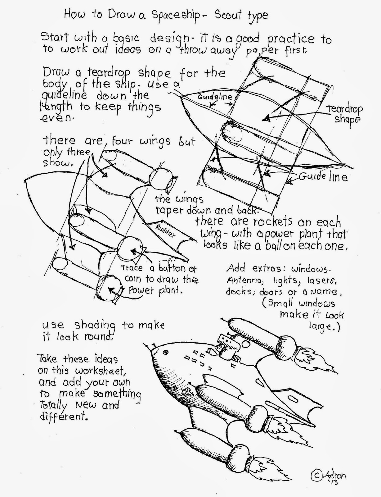 1228x1600 How To Draw Worksheets For The Youngrtist How To Draw