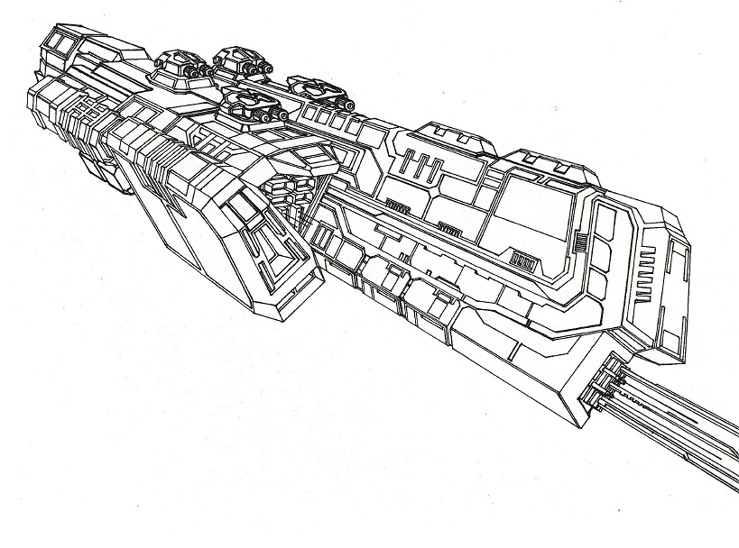 819x608 Image Result For How To Draw A Starship Starship Deck Plans