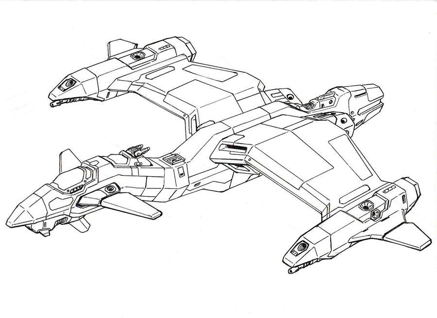 900x655 World Of Ortix Spaceship Sunday