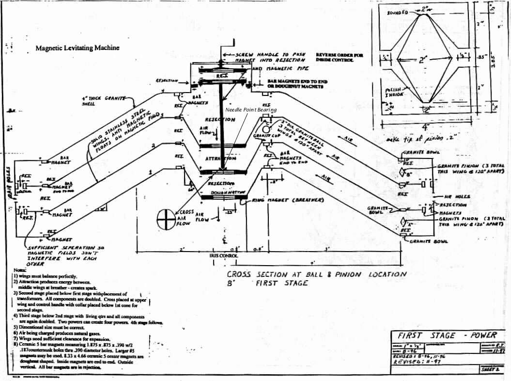 1055x786 David Hamel's Spaceship