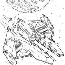 220x220 Spaceship Coloring Pages, Daily Kids News, Free Online Games