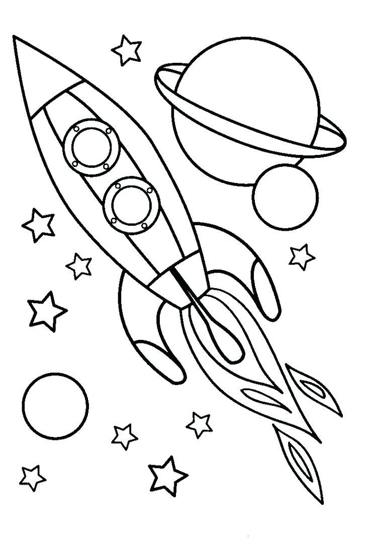 736x1074 Coloring Spaceship Coloring Pages