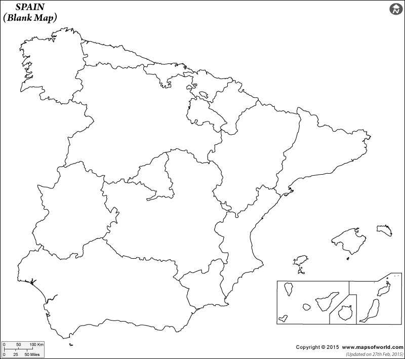 Map Of Spain With Regions.Spain Map Drawing At Getdrawings Com Free For Personal Use Spain