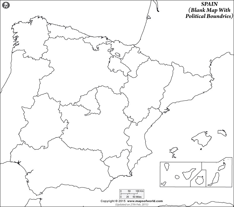 Map Of Spain Political.Spain Map Drawing At Getdrawings Com Free For Personal Use Spain