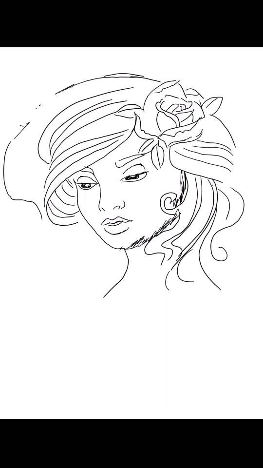 540x960 Bamboo Spark Free Drawing