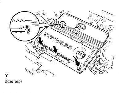 Spark Plug Drawing