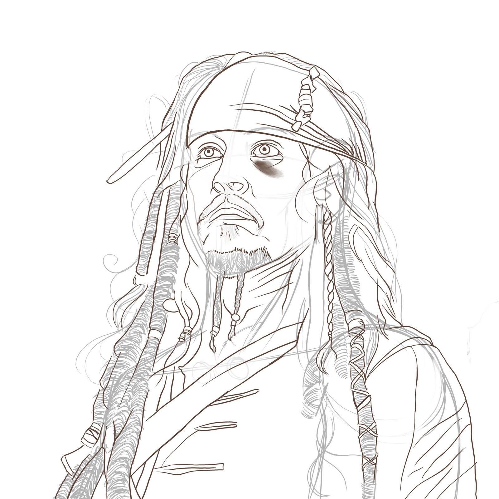 1600x1600 Captain Jack Sparrow