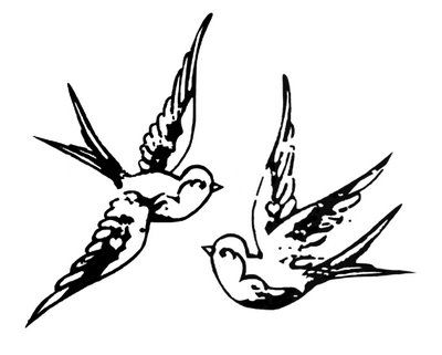 Sparrow Drawing Tattoo At Getdrawings Free For Personal Use