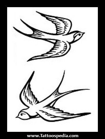 338x446 Easy Drawings Of Sparrows Simple Sparrow Drawing Simple Sparrow