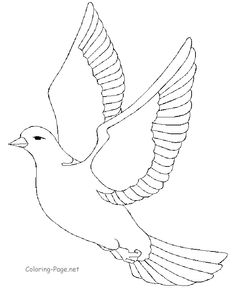 236x288 Bird Coloring Pages How To Draw Flying Bird, How To Draw