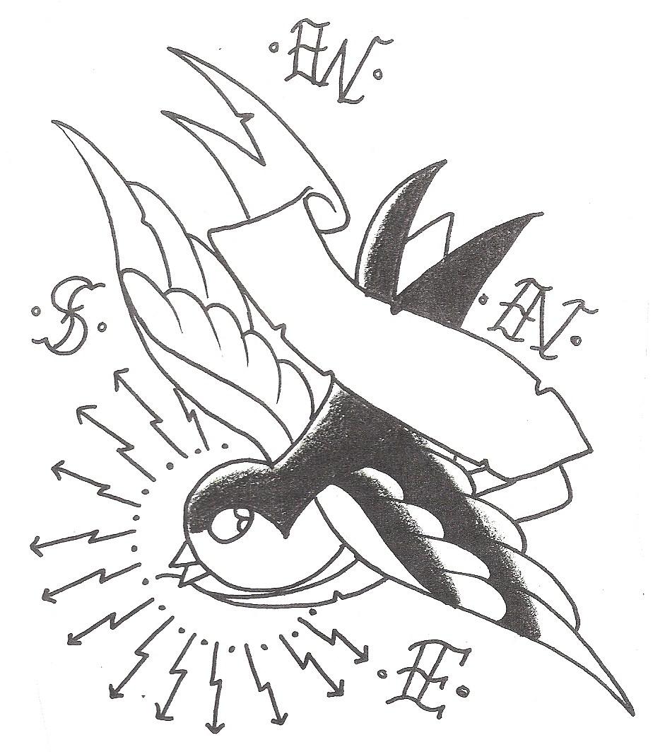924x1063 Birds Tattoos For You Swallow Bird Tattoo For Women