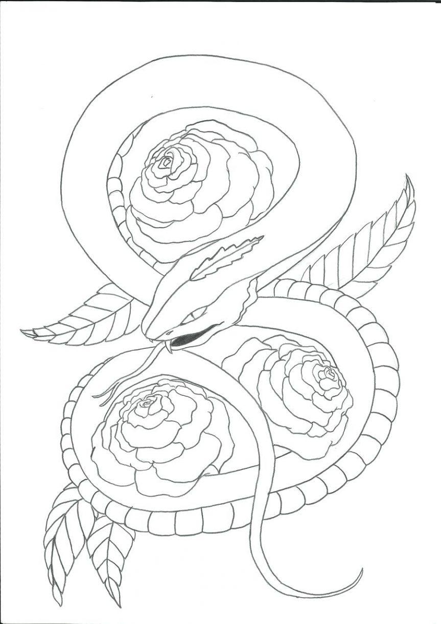 863x1220 Snake Tattoo Design By Sailor Sparrow Designs Best Tumblr Sailor