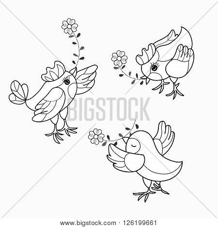 450x470 Sparrow Tattoo Images, Illustrations, Vectors