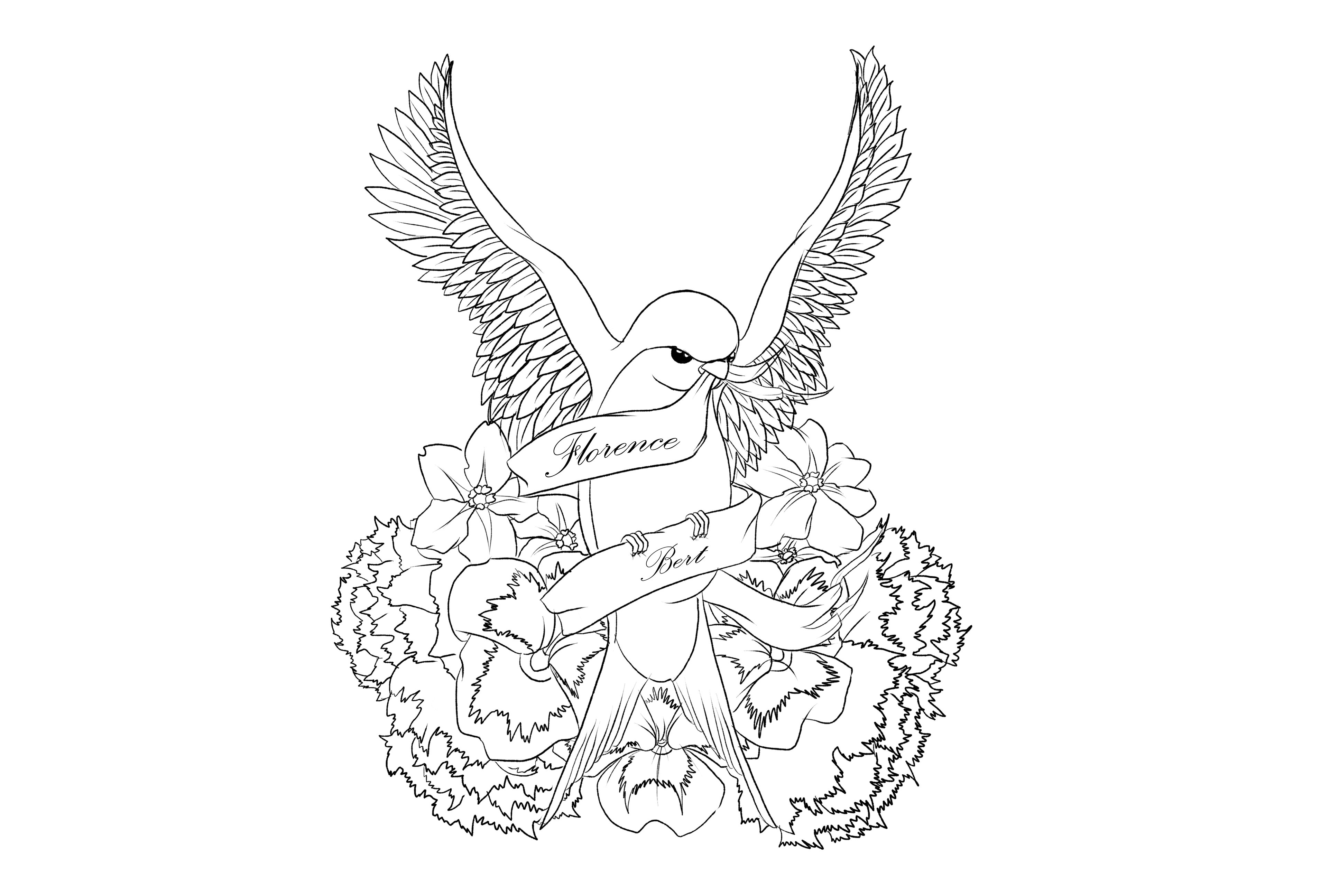 3872x2592 Swallow Tattoo Design Thoughts And Walks Blog