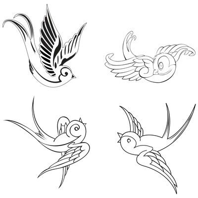 400x400 7 Best Tattoo S Images On Swallows, Tattoo Ideas And Birds