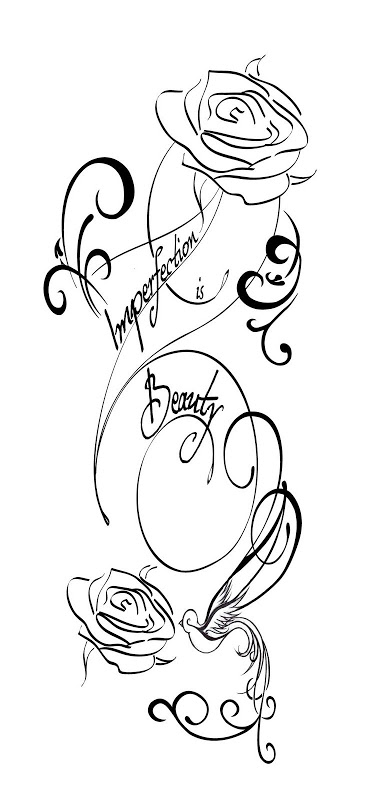376x800 Dizzycatdesign Tattoo Designs