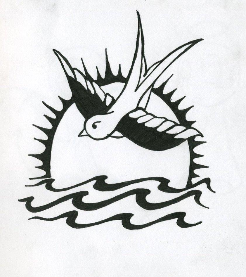 842x948 Birds Tattoos For You Jack Sparrow Tattoo