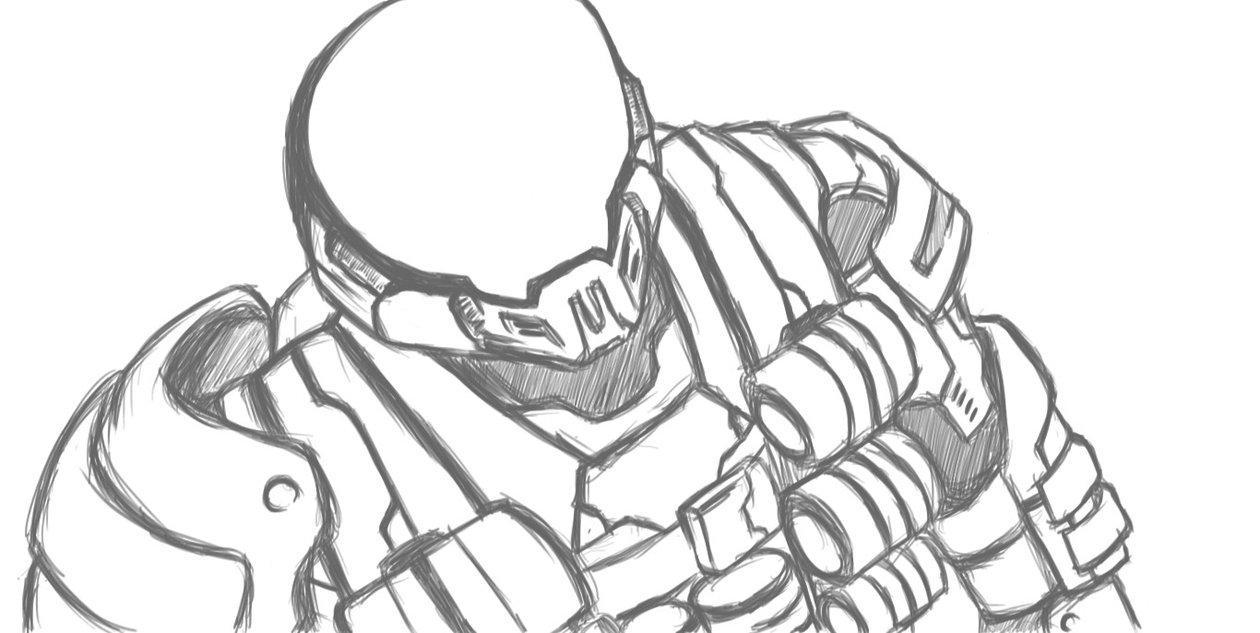 1260x633 Spartan Armor Eva By Neoninz