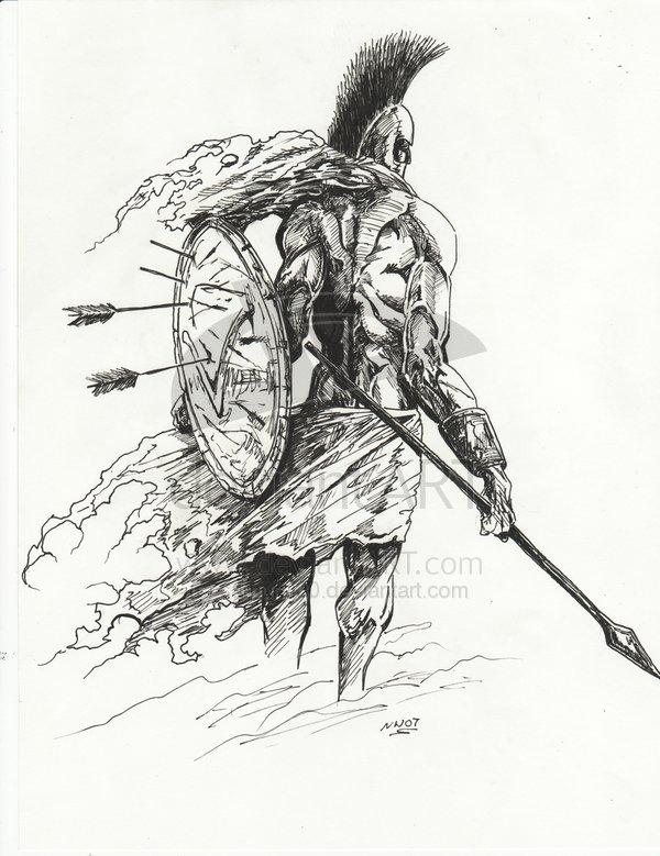 600x779 Spartan By Samurai30 Designsketchtypography