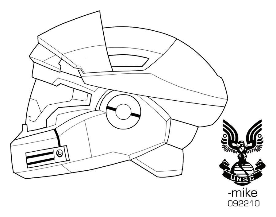 900x707 Helmet By Mikedimayuga
