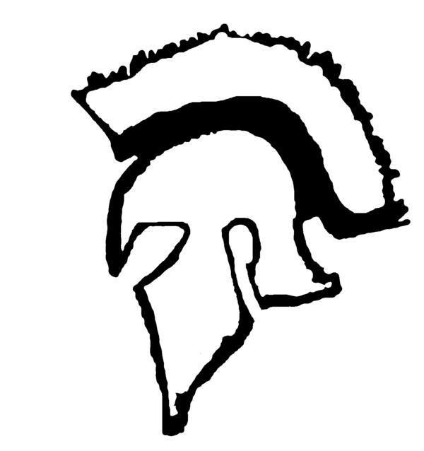 600x638 Spartan Helmet By Loggin