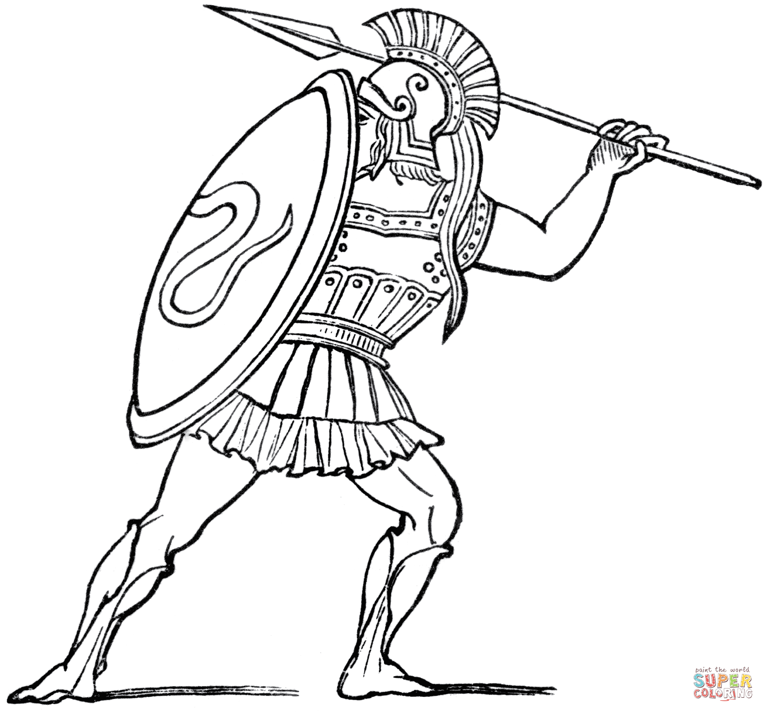 1500x1398 Spartan Warrior Coloring Pages M Coloring Pages