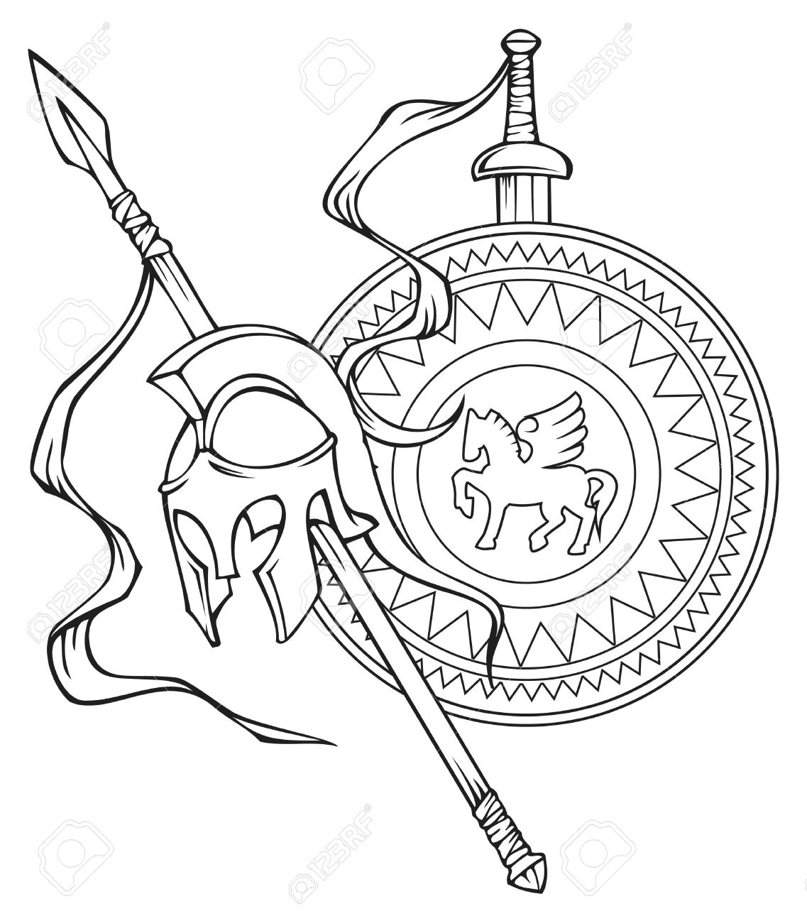 1137x1300 Imagem Relacionada Mitologia Grega Tattoo