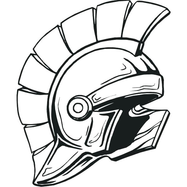 600x600 Spartan Coloring Pages Spartan Coloring Pages Black And White