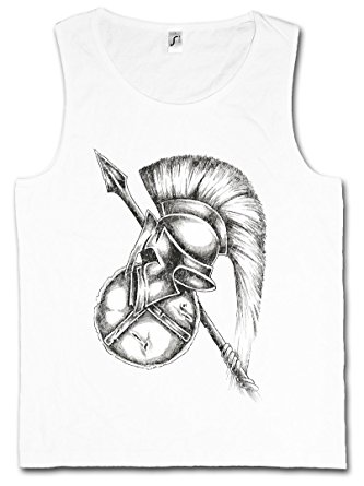 333x445 Spartan Gear Tank Top Vest