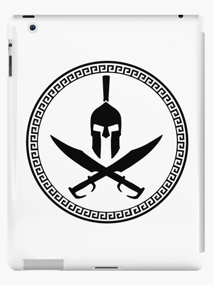 750x1000 Spartan Shield Ipad Cases Amp Skins By Dtkindling Redbubble